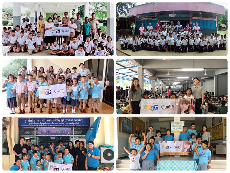 CSR NGG ประจำปี 2561